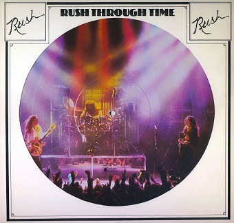 Rush - Rush Through Time