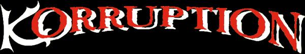 Korruption - Logo