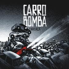 Carro Bomba - Carcaça