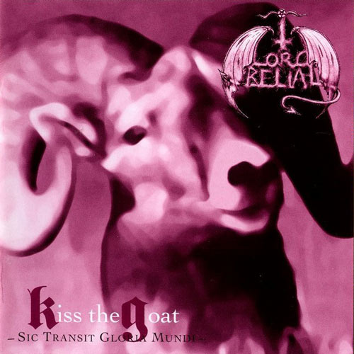 Lord Belial - Kiss the Goat