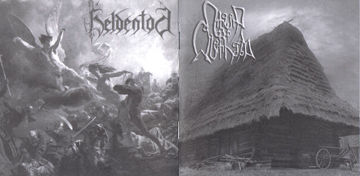 Heldentod / Dawn of Svarogh - Pacta Conventa