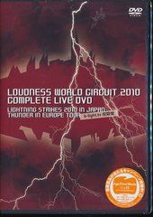 Loudness - World Circuit 2010