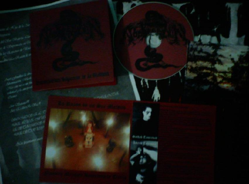 Abominación - Encarnación suprema de la maldad
