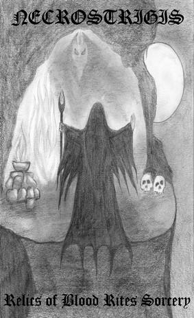 Necrostrigis - Relics of Blood Rites Sorcery