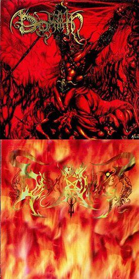 Domain / Demonized - Hellbirth