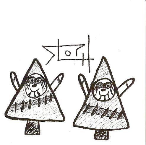 Sloth - Black Elitist Vegan Straight-Edge Niche Boutique Christmas CD