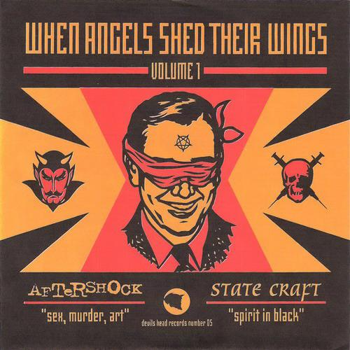Aftershock / State Craft - When Angels Shed Their Wings: Vol. 1