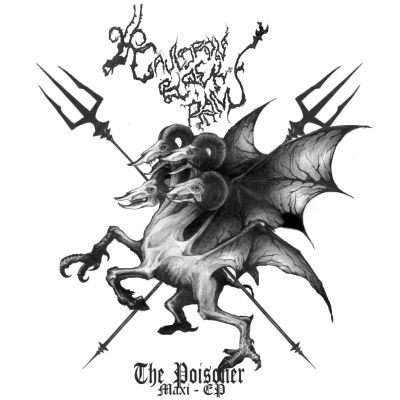 Cauldron Black Ram - The Poisoner Maxi-EP