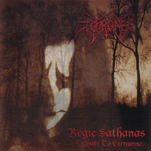 Enthroned - Regie Sathanas - A Tribute to Cernunnos