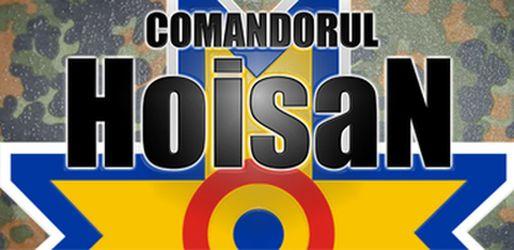 Comandorul Hoisan - Logo