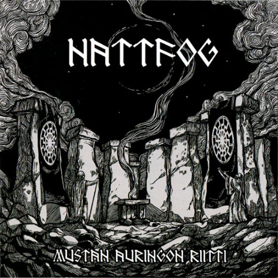 Nattfog - Mustan auringon riitti