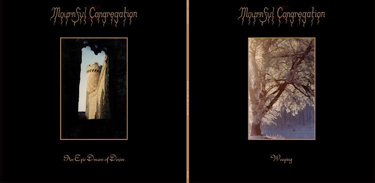 Mournful Congregation - Weeping / An Epic Dream of Desire