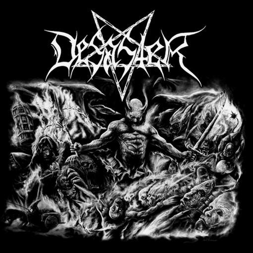 DESASTER - THE ARTS OF DESTRUCTION (27-02-2012) 327356