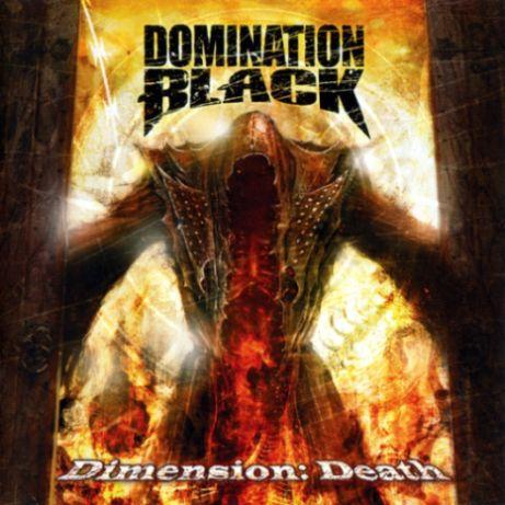 Domination Black - Dimension: Death