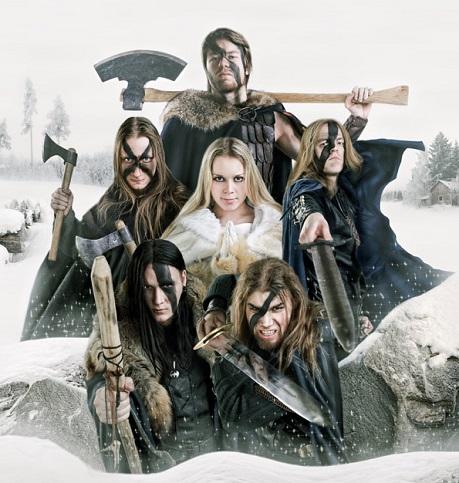 Kivimetsän Druidi - Photo