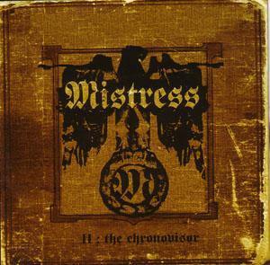 Mistress - II: The Chronovisor