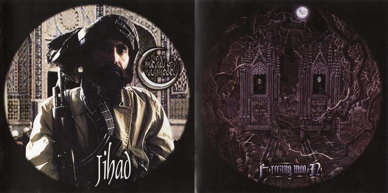 Mayhem / The Meads of Asphodel - Jihad / Freezing Moon