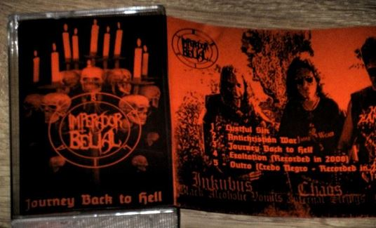 Imperador Belial - Journey Back to Hell