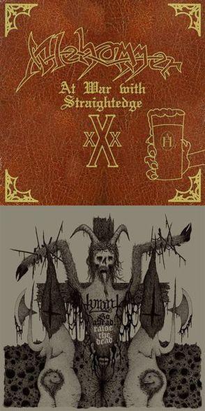 Tyrant / Alehammer - At War with Straightedge / Go Ahead, Raise the Dead