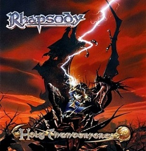 Rhapsody of Fire - Holy Thunderforce
