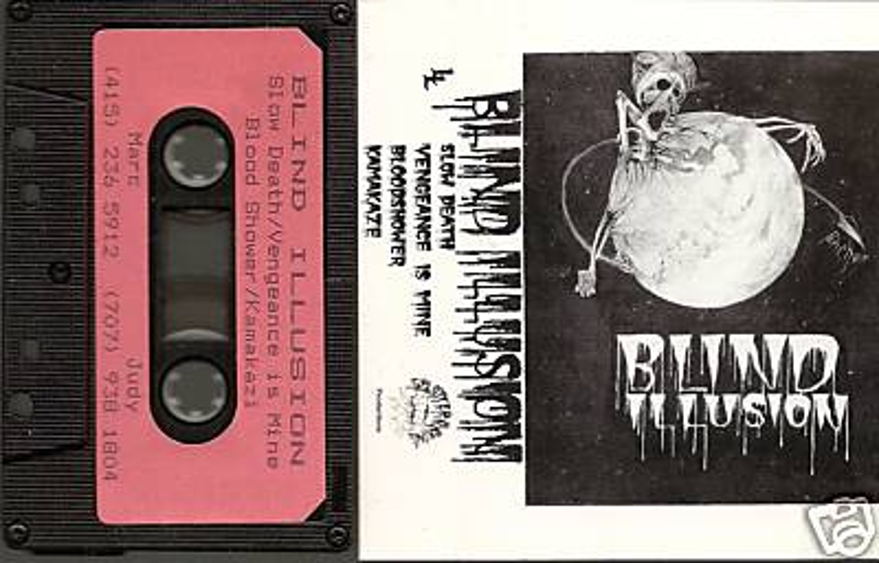 Blind Illusion - Slow Death