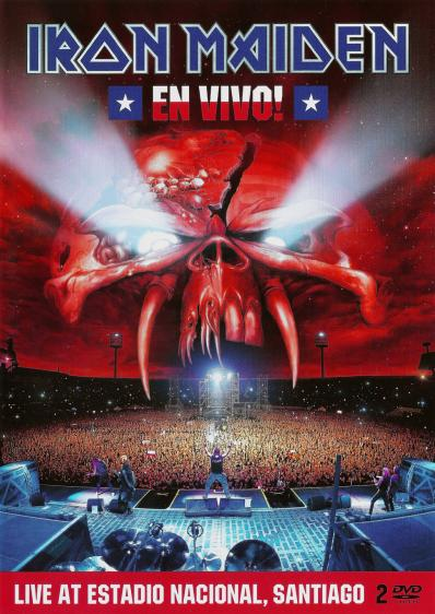 Iron Maiden - En Vivo!