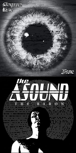 Magma Rise / The Asound - Five / The Baron