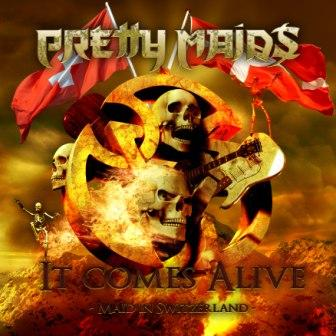 Pretty Maids - It Comes Alive (Maid in Switzerland)