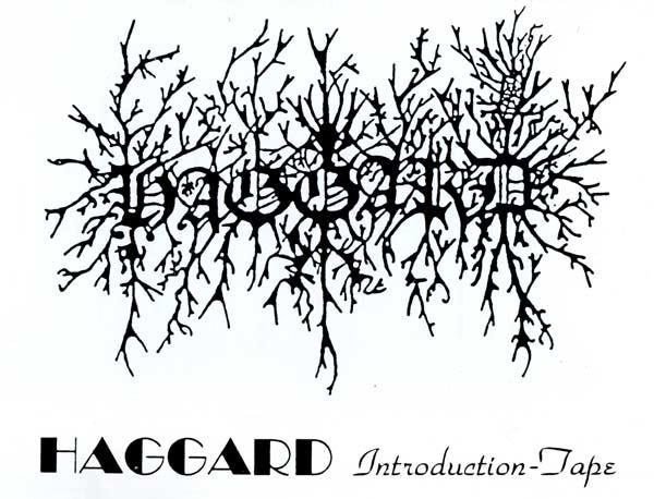 Haggard - Introduction