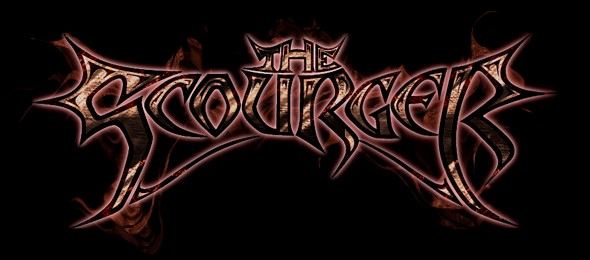 The Scourger - Logo