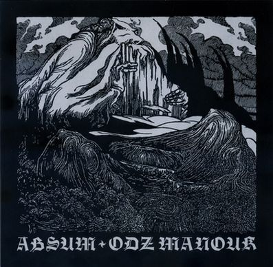 Absum / Odz Manouk - Absum / Odz Manouk