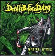 Death Before Dying - Battle Hymns