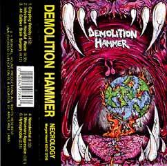 Demolition Hammer - Necrology