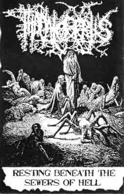 Thanatoseptis - Resting Beneath the Sewers of Hell