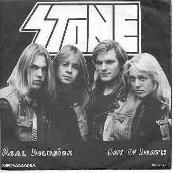 Stone - Real Delusion / The Day of Death