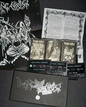 Rotting Christ - Early Days - Tape Series