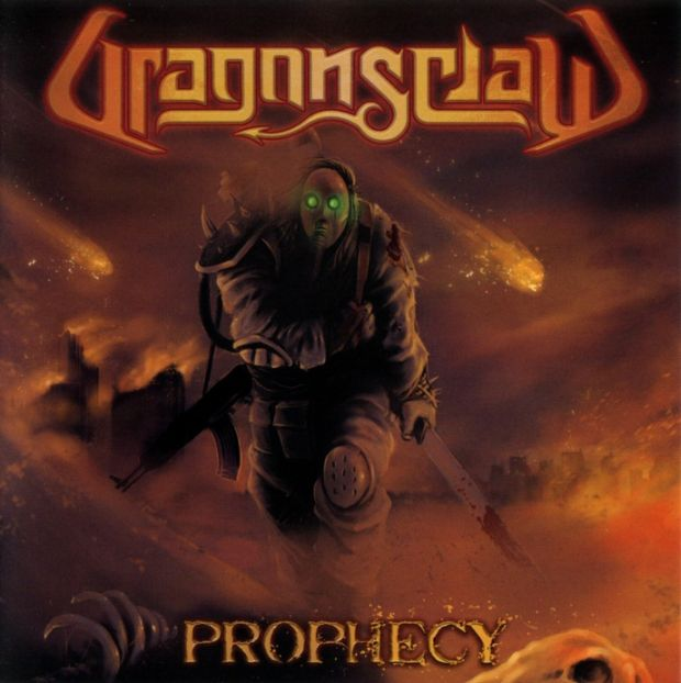 Dragonsclaw - Prophecy