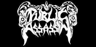 Public Assassin - Logo