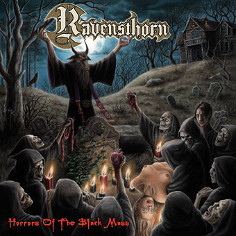 Ravensthorn - Horrors of the Black Mass