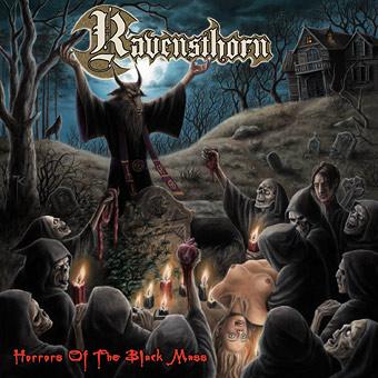 Ravensthorn - Horrors of the Black Mass