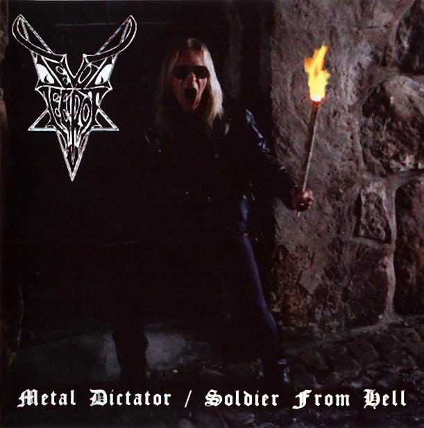 Devil Lee Rot - Metal Dictator / Soldier from Hell