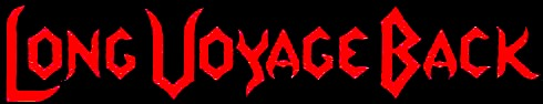 Long Voyage Back - Logo