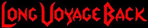 Long Voyage Back - Logo