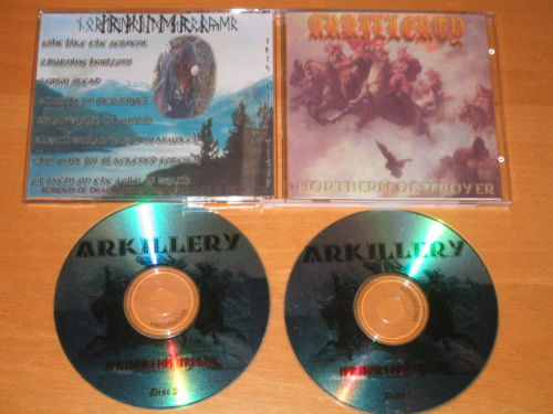 Arkillery - Northern Destroyer