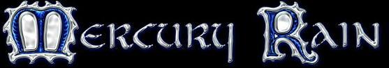 Mercury Rain - Logo