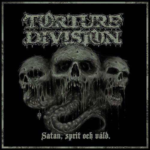 Torture Division - Satan, sprit och våld