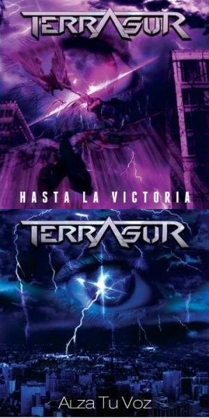 Terra Sur - Hasta la victoria / Alza tu voz