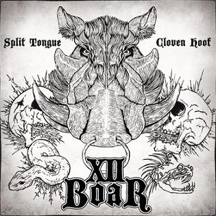 XII Boar - Split Tongue, Cloven Hoof
