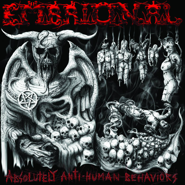 Embrional - Absolutely Anti-Human Behaviors