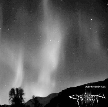 Grímsvötn - Under Northern Lights